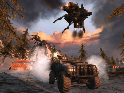 Quake Wars откладывается на месяц