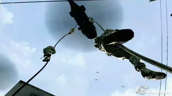 Официальный анонс Call of Duty 4: Modern Warfare