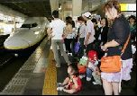 Поезд-пуля N700: экологичность прежде всего