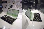 Fujitsu Fab PC - концептуальный ноутбук