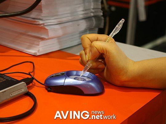 T&Mouse – инновационная мышь