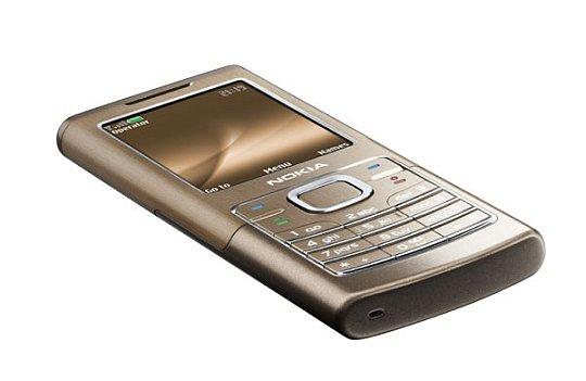 Nokia 6500 Classic и 6500 Slide – телефоны-близнецы