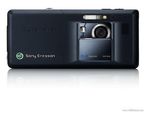 Sony Ericsson K810 - новое рождение Cyber-shot