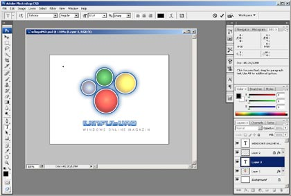 Photoshop CS3 Extended