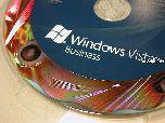 Уникальная защита на дисках Windows Vista