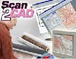 Scan2CAD 7.5 - конвертор в векторную графику