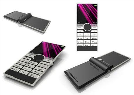 SE SeeSaw – еще один концептуальный телефон