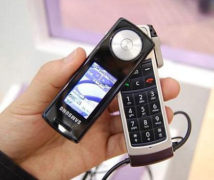 Музыкальный телефон от Samsung - SGH-F210