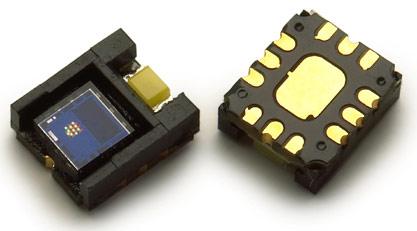 Специалисты Avago снова уменьшили RGB-датчики