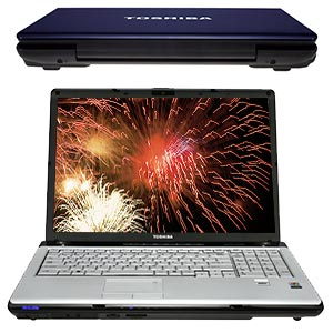 Ноутбук Toshiba Satellite P205