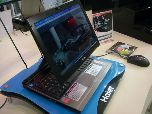 Haier V60: ноутбук-«трансформер»