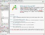 Amaya v.9.55 - вэб редактор