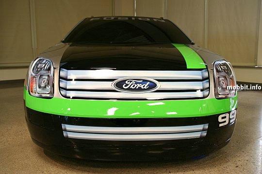 Ford, Fusion Hydrogen 999