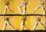 Ученые создали робота с человеческой походкой
