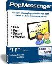 Pop Messenger 1.61 - общение в локальной сети