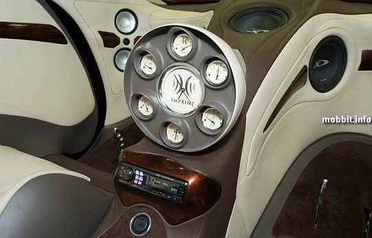 Концепткар Mercedes R500