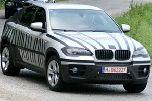 Новый кроссовер BMW шпионские фото без камуфляжа