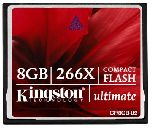 Kingston увеличивает скорость карт CompactFlash