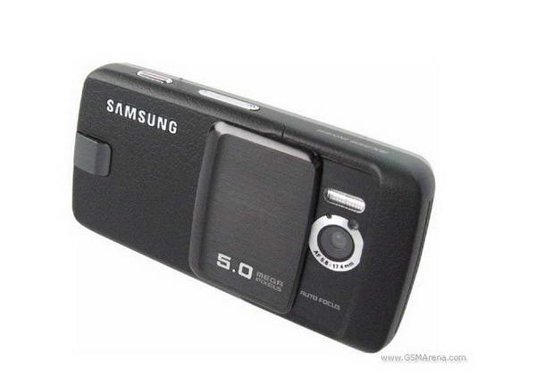Новый 5-мегапиксельный камерофон от Samsung
