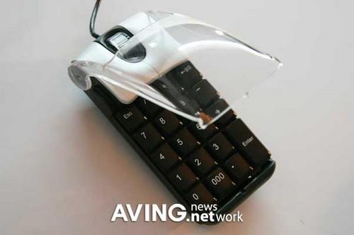 Ezkey - мышка с клавиатурой