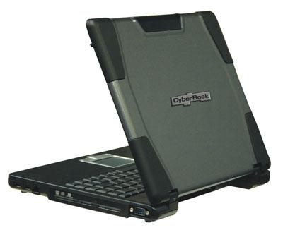 CyberBook - бронированные ноутбуки от DESTEN