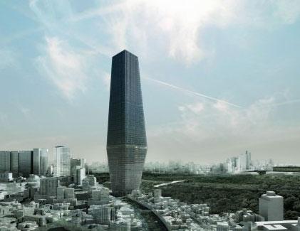 Torre Bicentenario - самый высокий небоскреб Латинской Америки