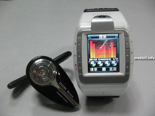 Китайские часы-мобильник Cect Mobile