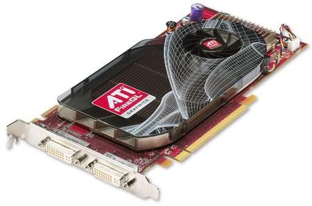 AMD анонсирует первый продукт на базе R600 с 256-битной шиной