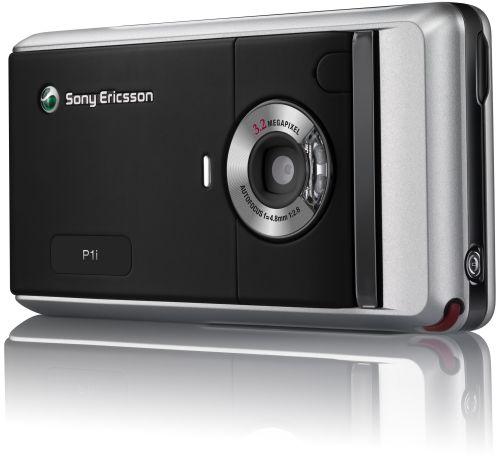 Sony Ericsson P1i появился в продаже в России