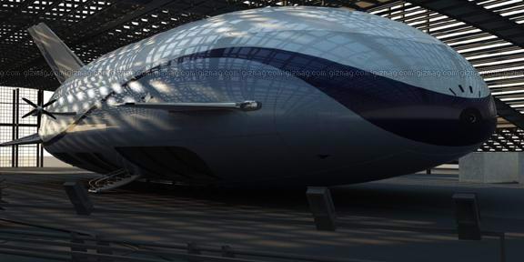 Aeroscraft ML866 – воздушная яхта