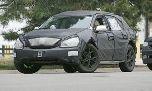 Первые шпионские фото нового Lexus RX