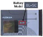 Nokia отзывает 46 млн. аккумуляторов BL-5C