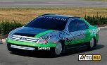 Водородный Ford Fusion установил рекорд скорости