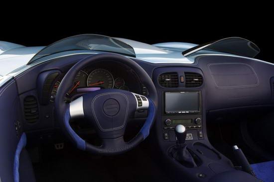 Отличный супер-кар Callaway – С16 Speedster