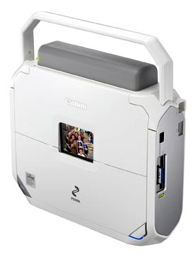Canon PIXMA mini320 – компактный принтер