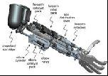 Создан протез руки с ракетным двигателем