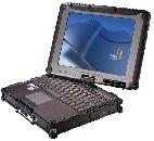 Kontron NotePAC Duo: очередной «неубиваемый» ноутбук
