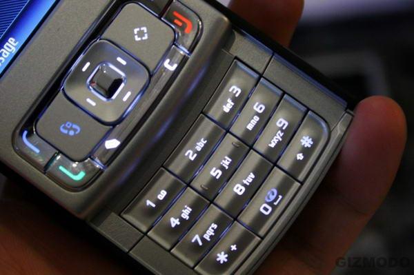 Nokia N95i - еще лучше, с 8 Гб встроенной памяти