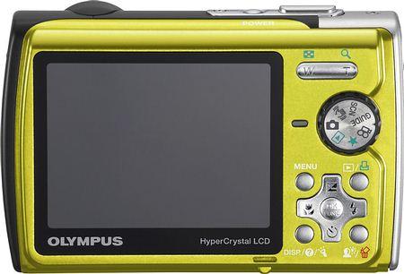 Olympus Stylus 790 SW — 7,1-Мп и полная защита
