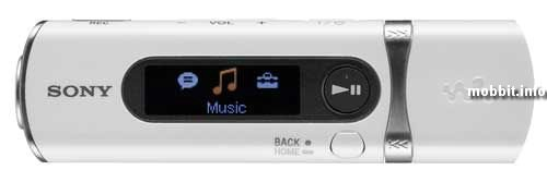 Новый USB Sony Walkman