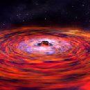 Обнаружено искажение пространства-времени