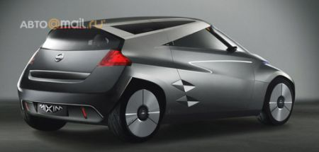 Nissan покажет два концепта