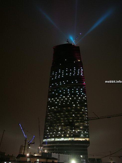 Грандиозный проект Башня «Федерация» для столицы