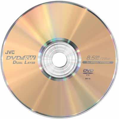 Купить двухслойный двд диск