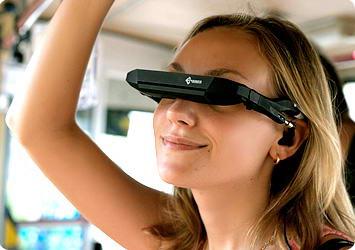 Saibex SV320 – революционные видео-очки