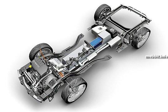 Opel E-Flex – новый концепткар-гибрид