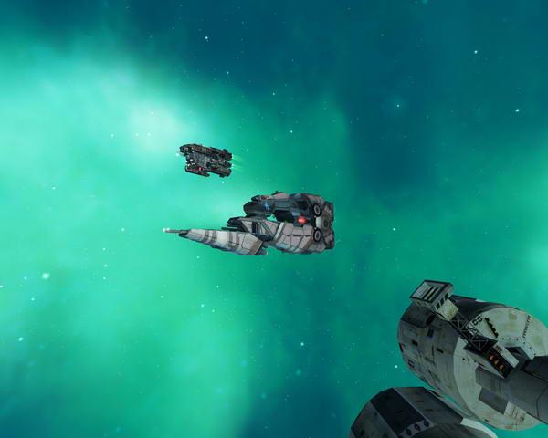 «Звездные волки 2: Гражданская война» в разработке