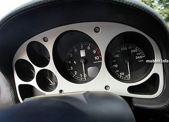 Самый быстрый лимузин, он же самый длинный Ferrari!