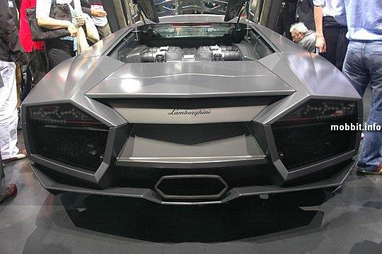 Lamborghini Reventon – суперкар для избранных