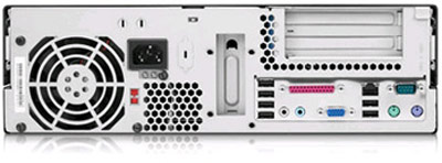 Lenovo ThinkCentre A61e – очень компактный настольный ПК